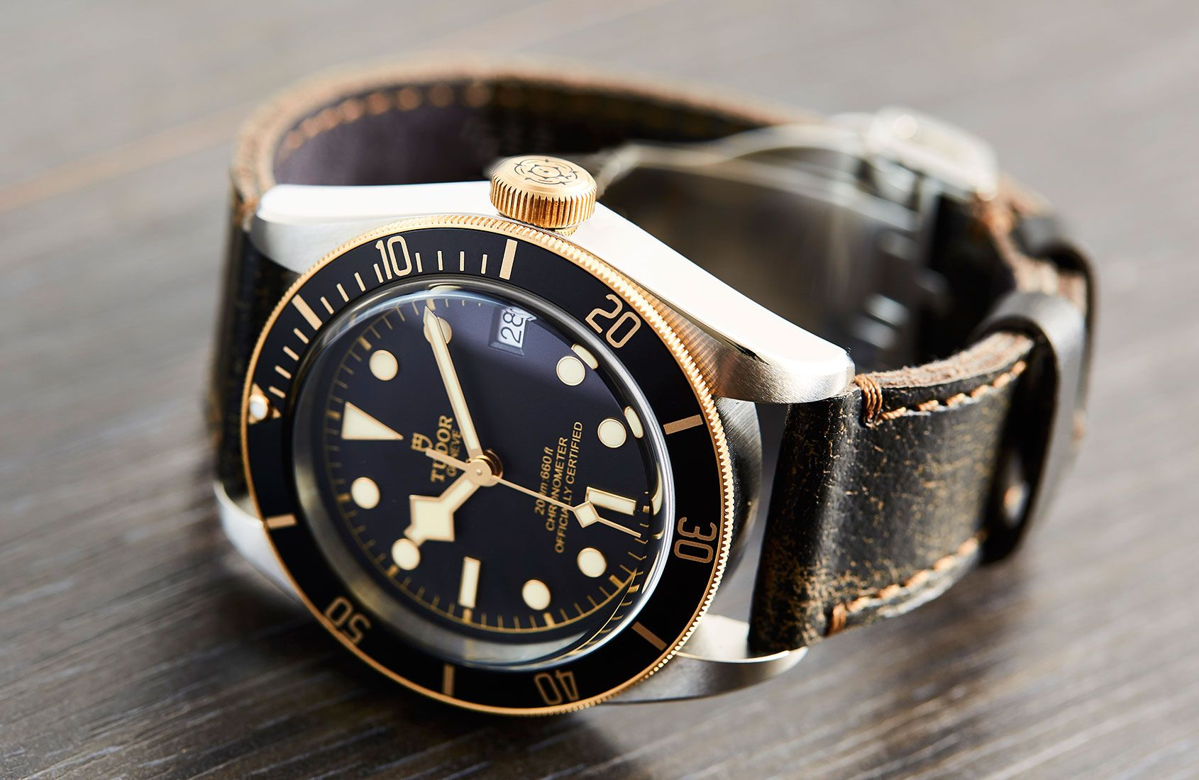 IN-DEPTH: The Tudor Heritage Black Bay S&G | Timepieces
