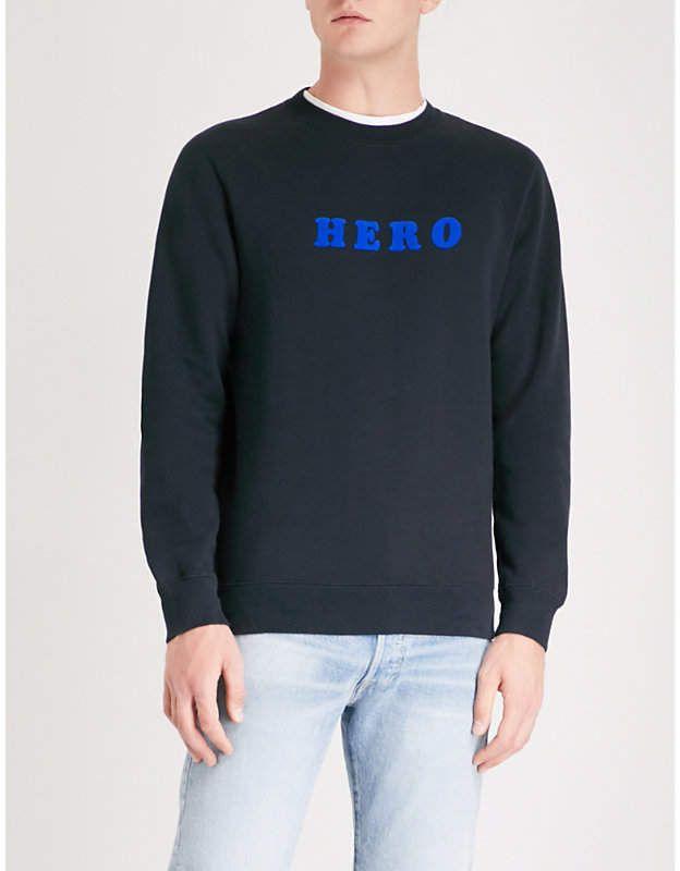 Cotton 2018Products Sweater Jersey Pinterest Sandro In Hero nmwOv0yN8