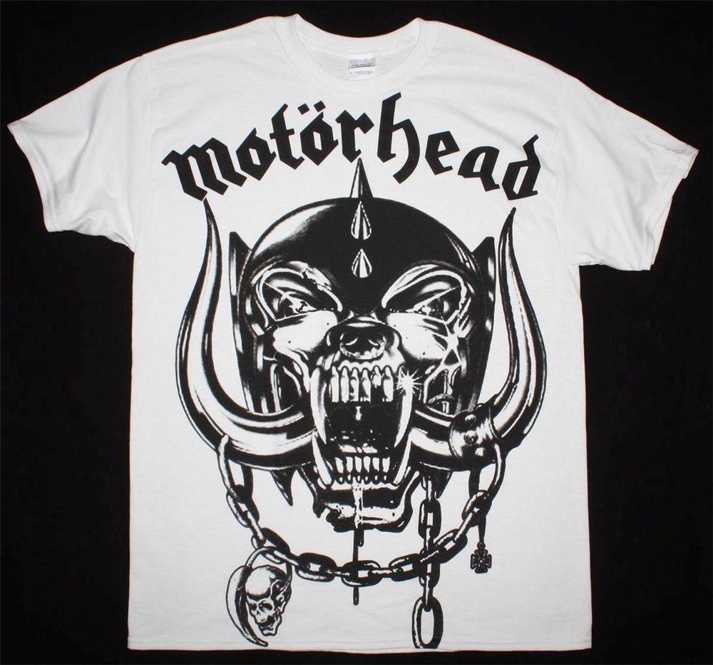 Motorhead Rock Off Officially Licensed T-Shirt avec Lemmy Kilmister Rock