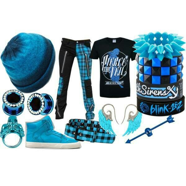 Pierce The Veil outfit I found!