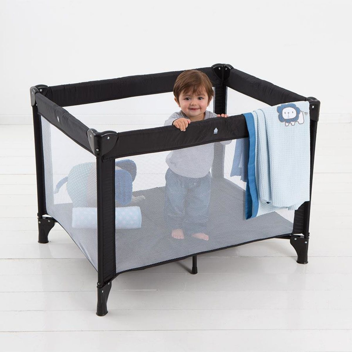 Travel PortaCot KmartNZ Baby equipment, Cot, Baby gates