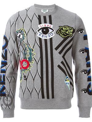 bae4a322 Kenzo for Men - Designer Clothing - Farfetch | MY STYLE | Mens ...