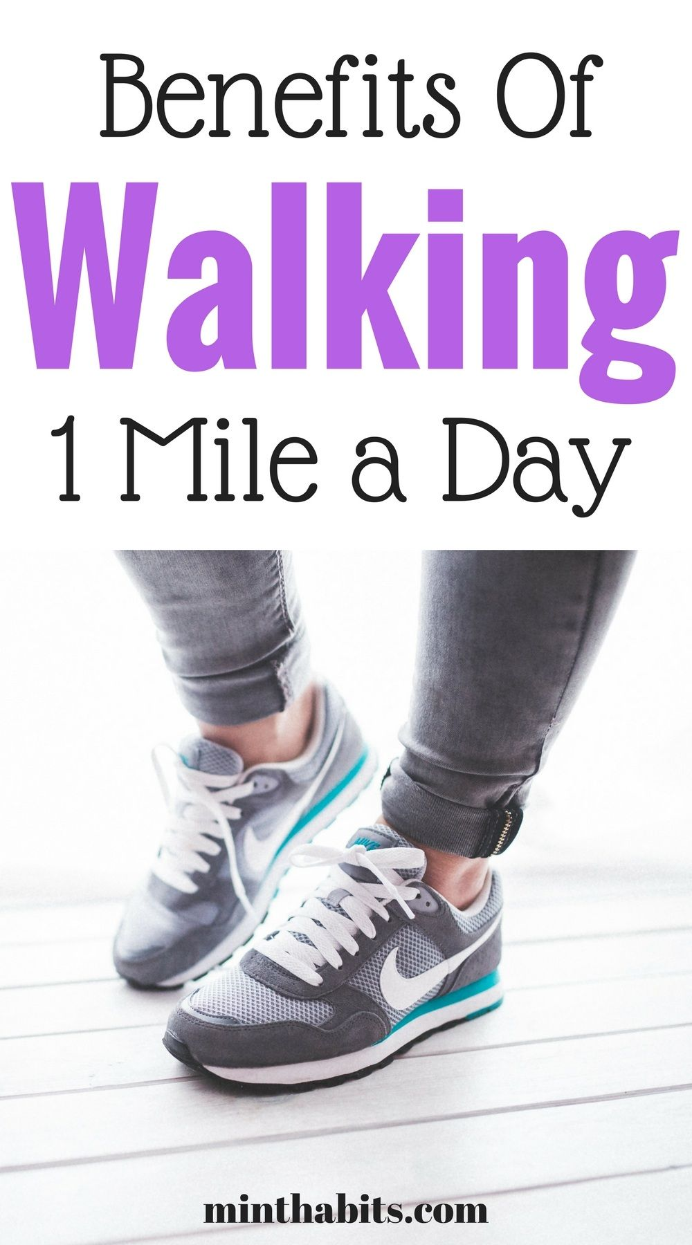 How long does it take to walk a mile benefits of walking