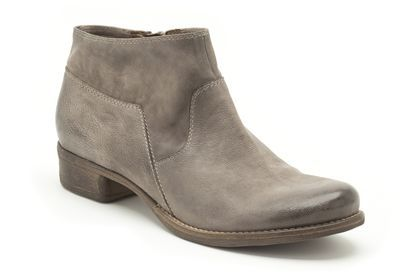 db553fb79e2d67 Womens Casual Boots - Megson Spirit in Grey Leather from Clarks shoes