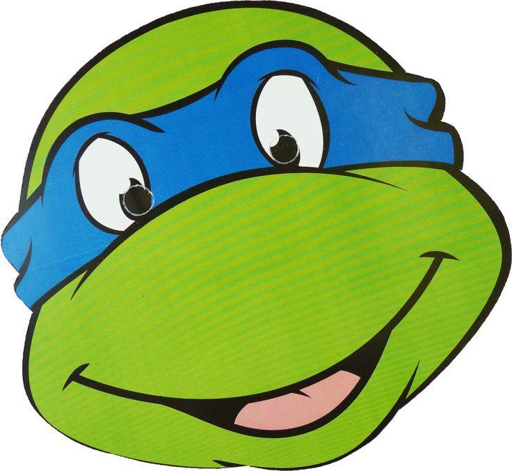 Ninja Turtle Faces Clipart Teenage mutant ninja turtles | Cut ...