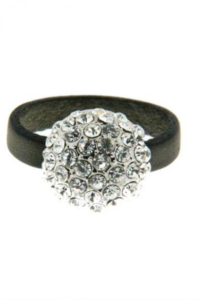 læder ring