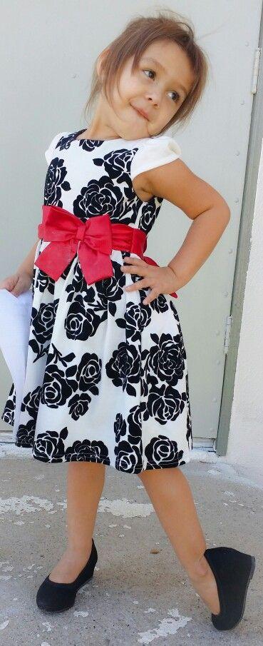 95dbd356a Dress from Burlington Coat Factory Shoes from Payless Vestidos Para Niñas