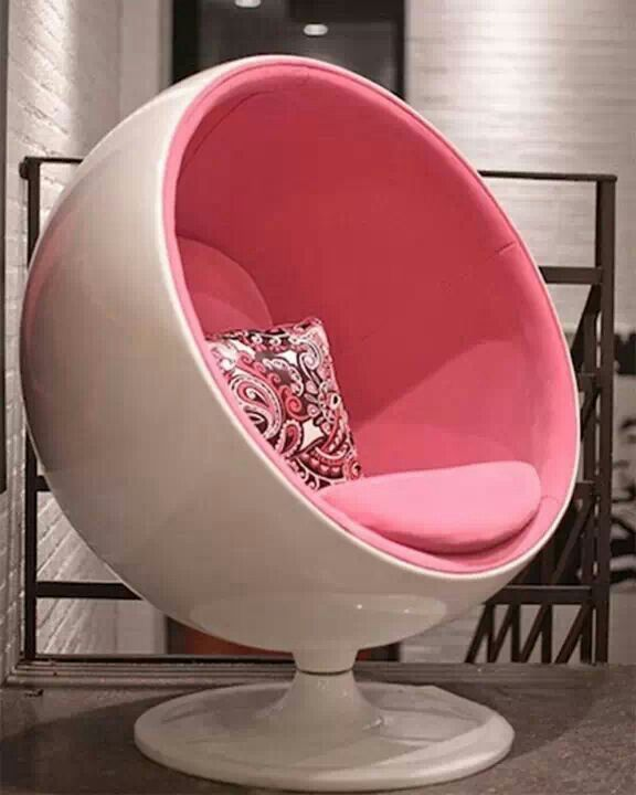 Always Wanted This Type Of Chair Or Even If It Was Hanging.