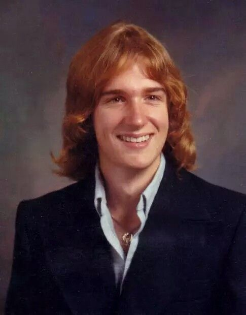 ~A VERY YOUNG DAVE ELLEFSON~