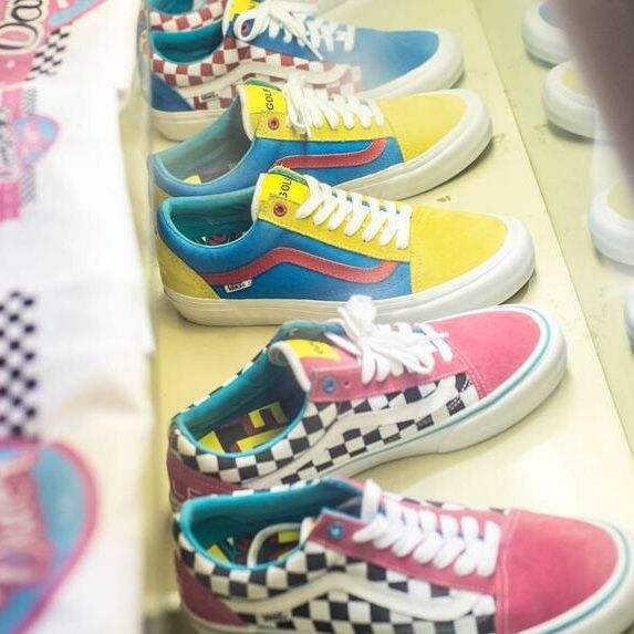 9563b0aaf8 pinterest     reflxctor golf wang collaboration with vans off the wall by  tyler