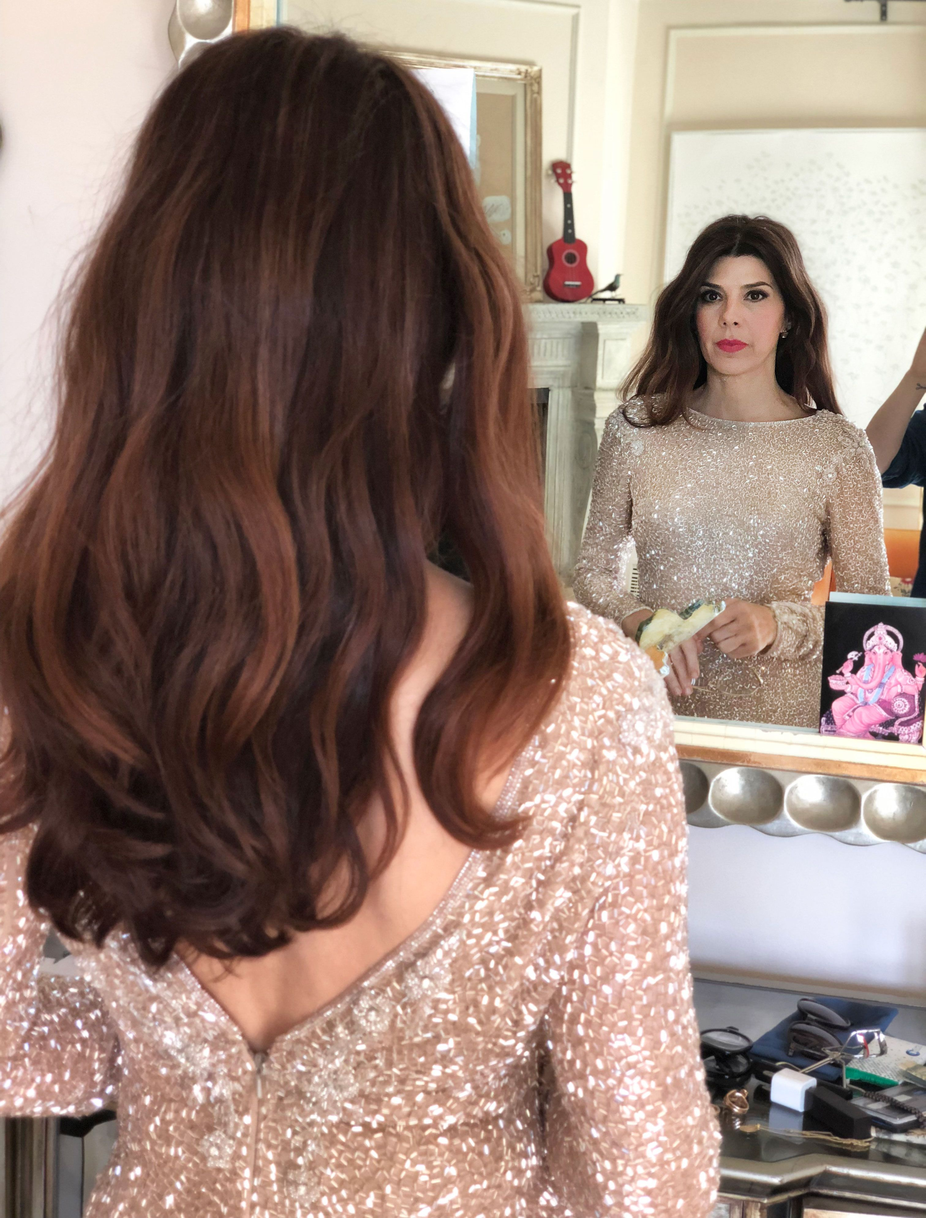 The Secret to Marisa Tomei's SAG 2018 Hair Is a Blast from ...