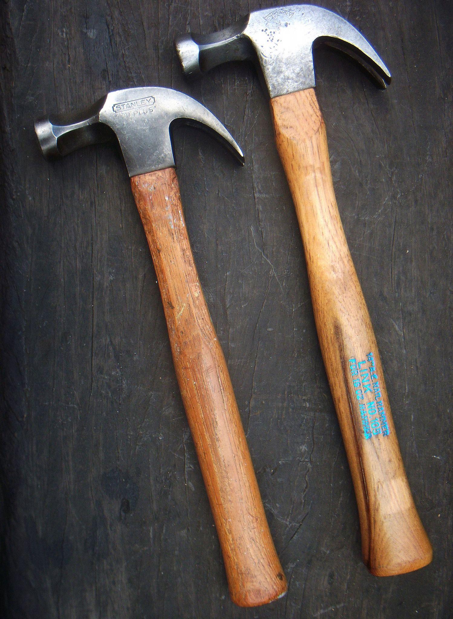 StanleyAtha No. 100 Plus 16 oz Claw Hammers