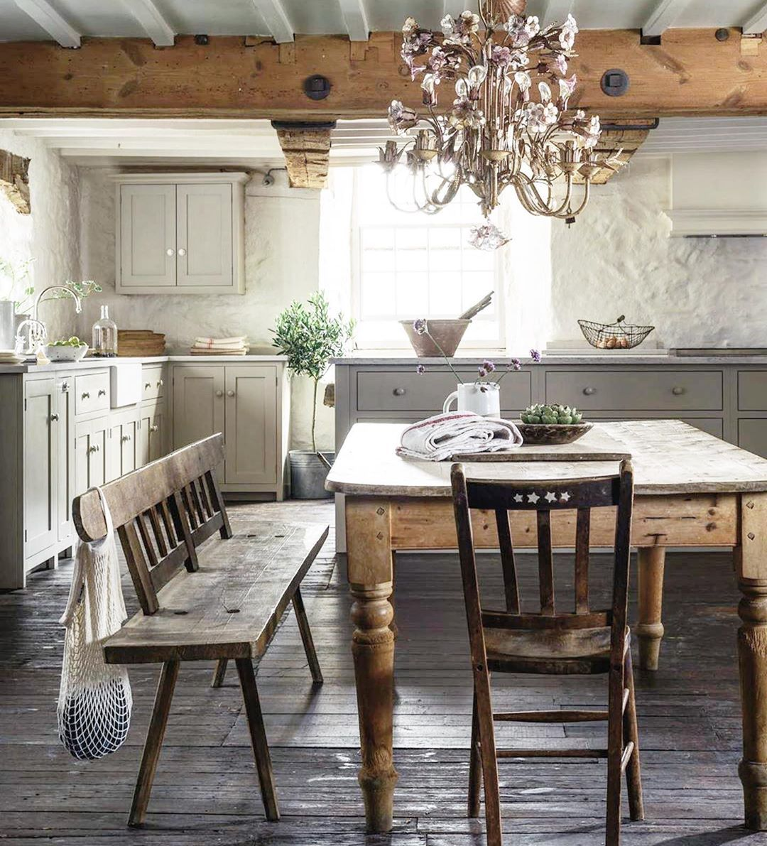 Pin by Ruth Penner on kitchen Country kitchen designs