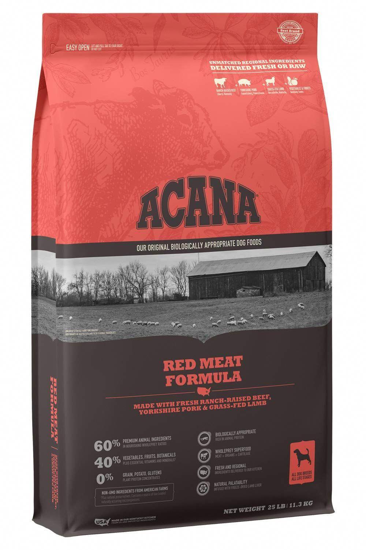 acana dog food reviews south africa
