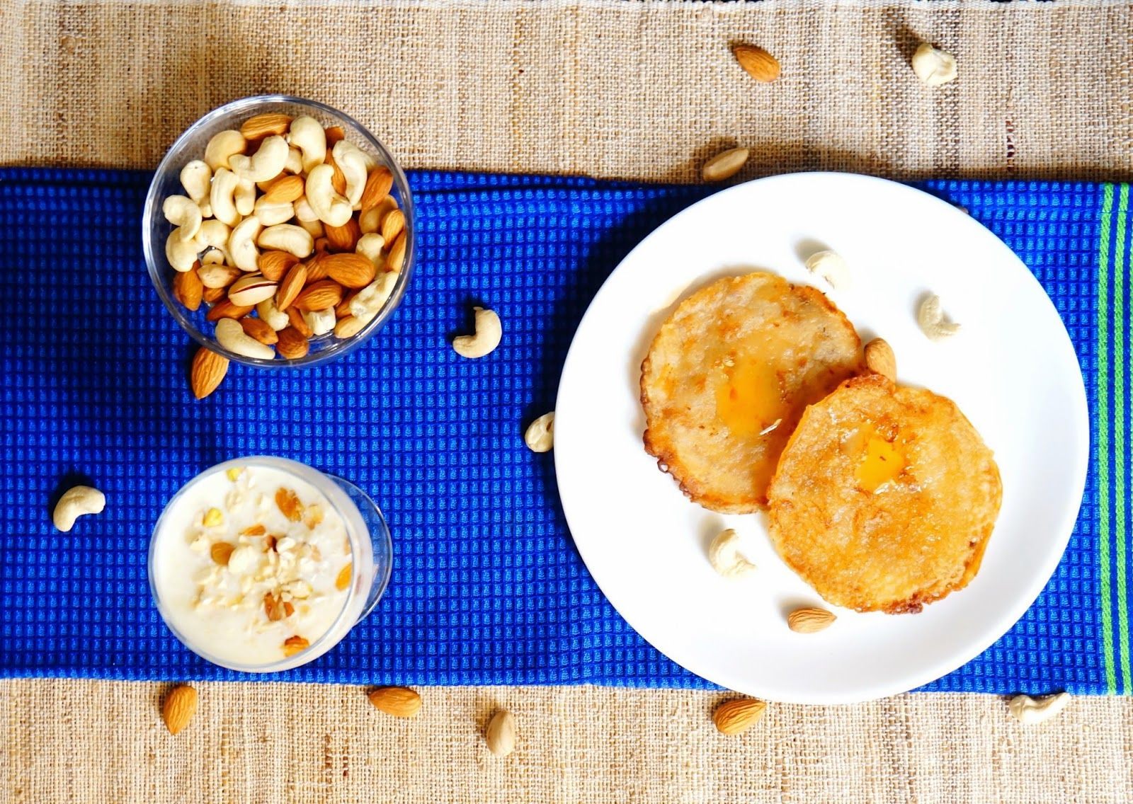 Malpua is an indian sweet pancake made from the batter of whole how to make malpua ccuart Images