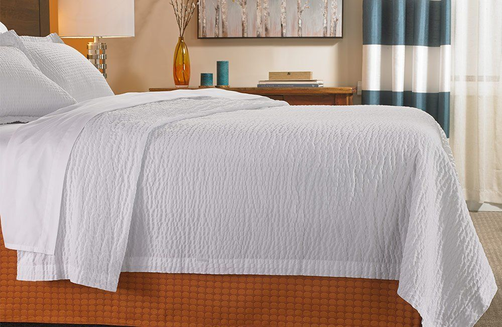 Where To Buy The Rippled Coverlets Found In Marriott Hotel Rooms