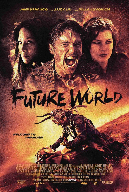 Future World | Milla jovovich, James franco, Films complets