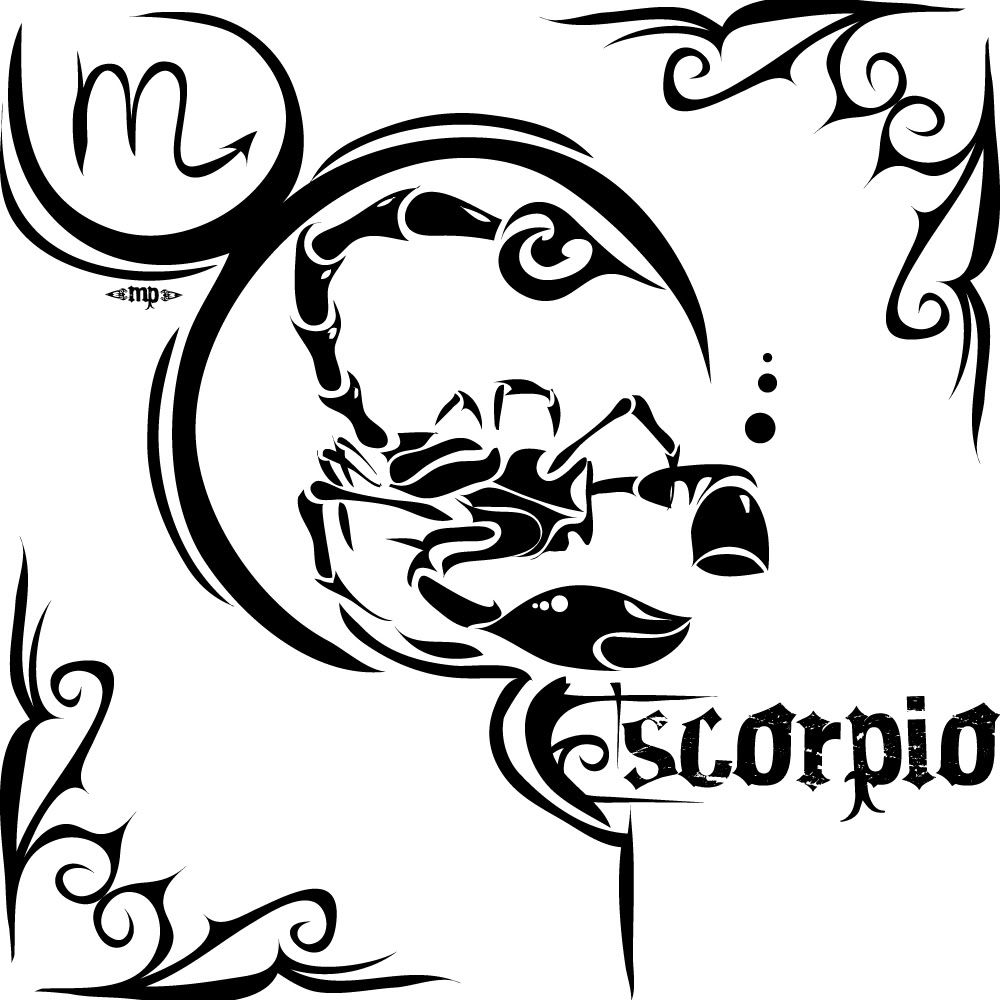 Escorpio Tatuaje Tatuajes Signos Del Zodiaco Tatuajes Escorpion