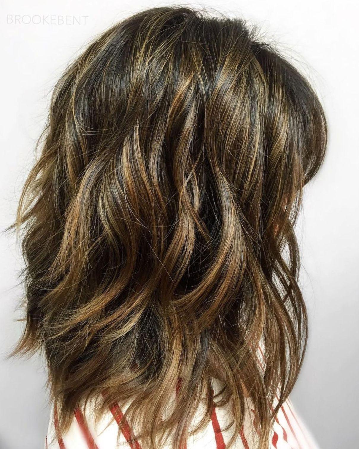 80 Sensational Medium Length Haircuts For Thick Hair Hair