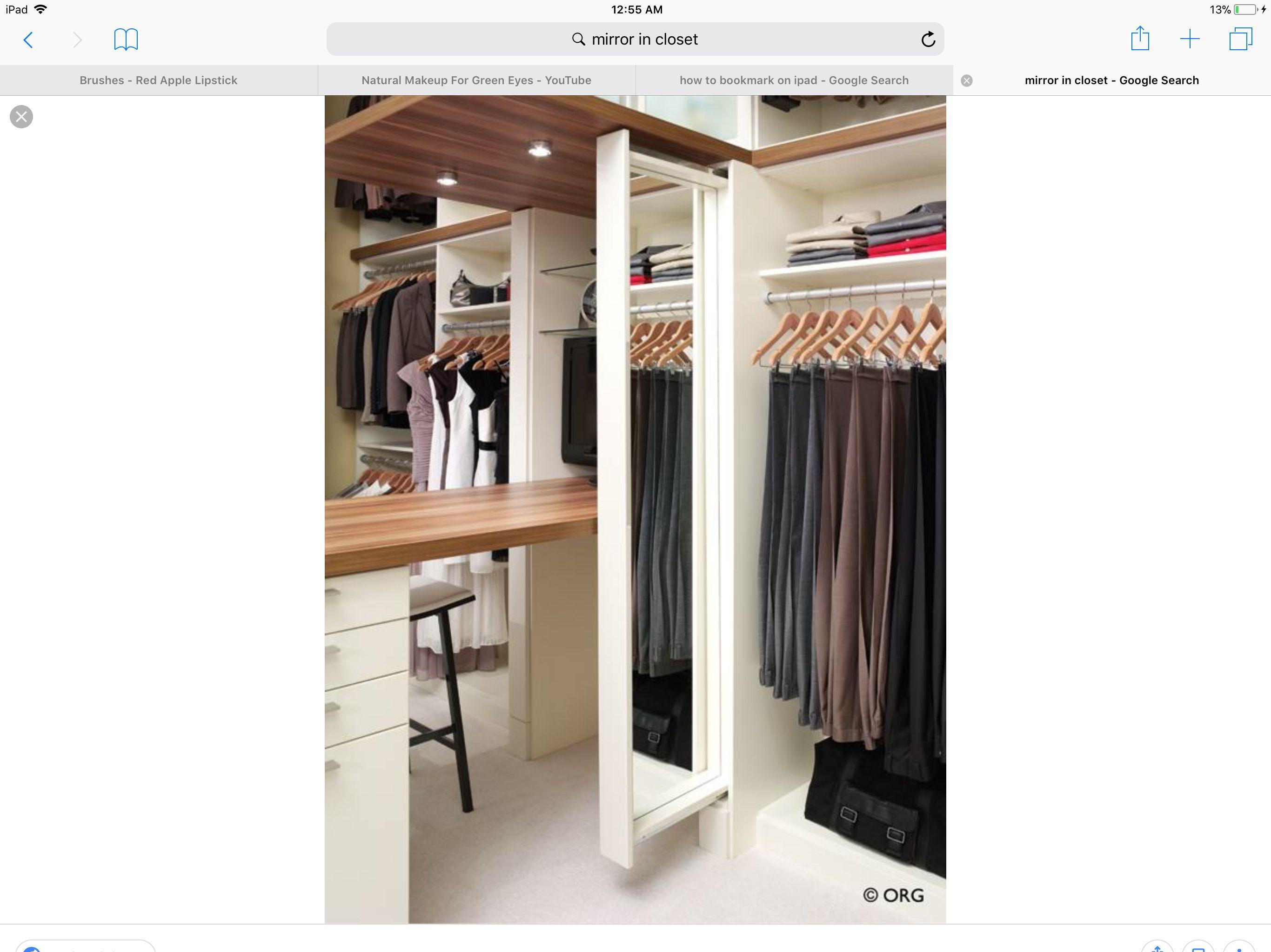 Master bedroom wardrobe designs inside  Pin by Ronna Bennett on Closet  Pinterest