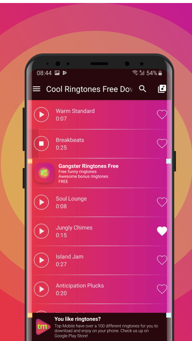 Download Cool Ringtones Free Download Android app now