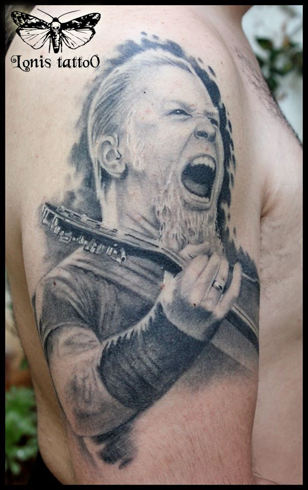 james hetfield tattoos - 603×960