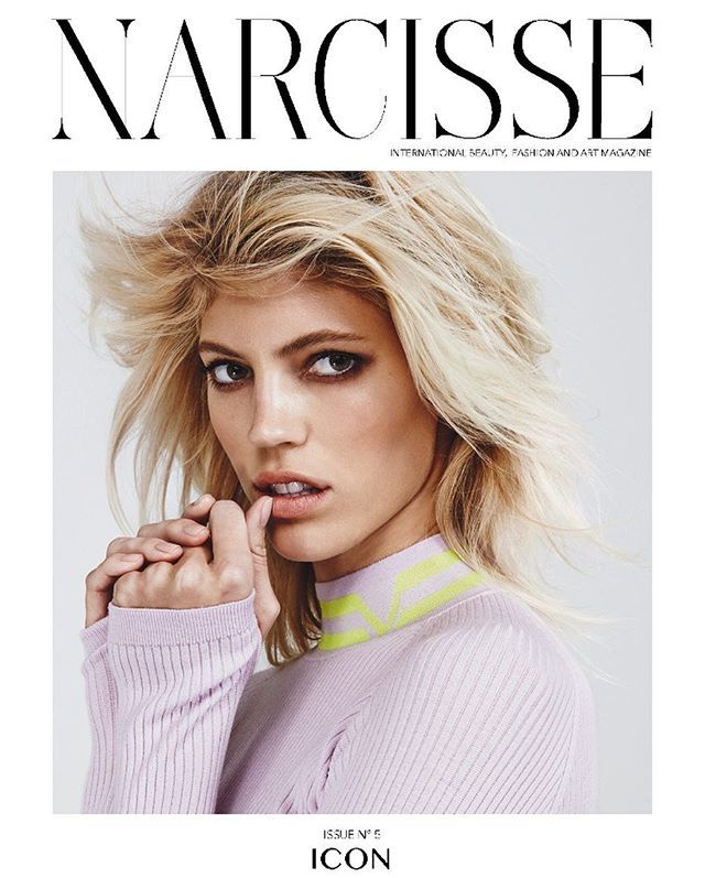 Love my first September cover for Narcisse Magazine!   Photographer- @aingeruzorita  Styling- @azadehzoraghi  Makeup- @britcochran10  Hair- @rudymartins  Nails- @yukomanicure