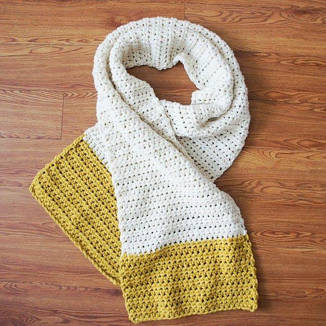Impossible Scarf | Crochet | Pinterest