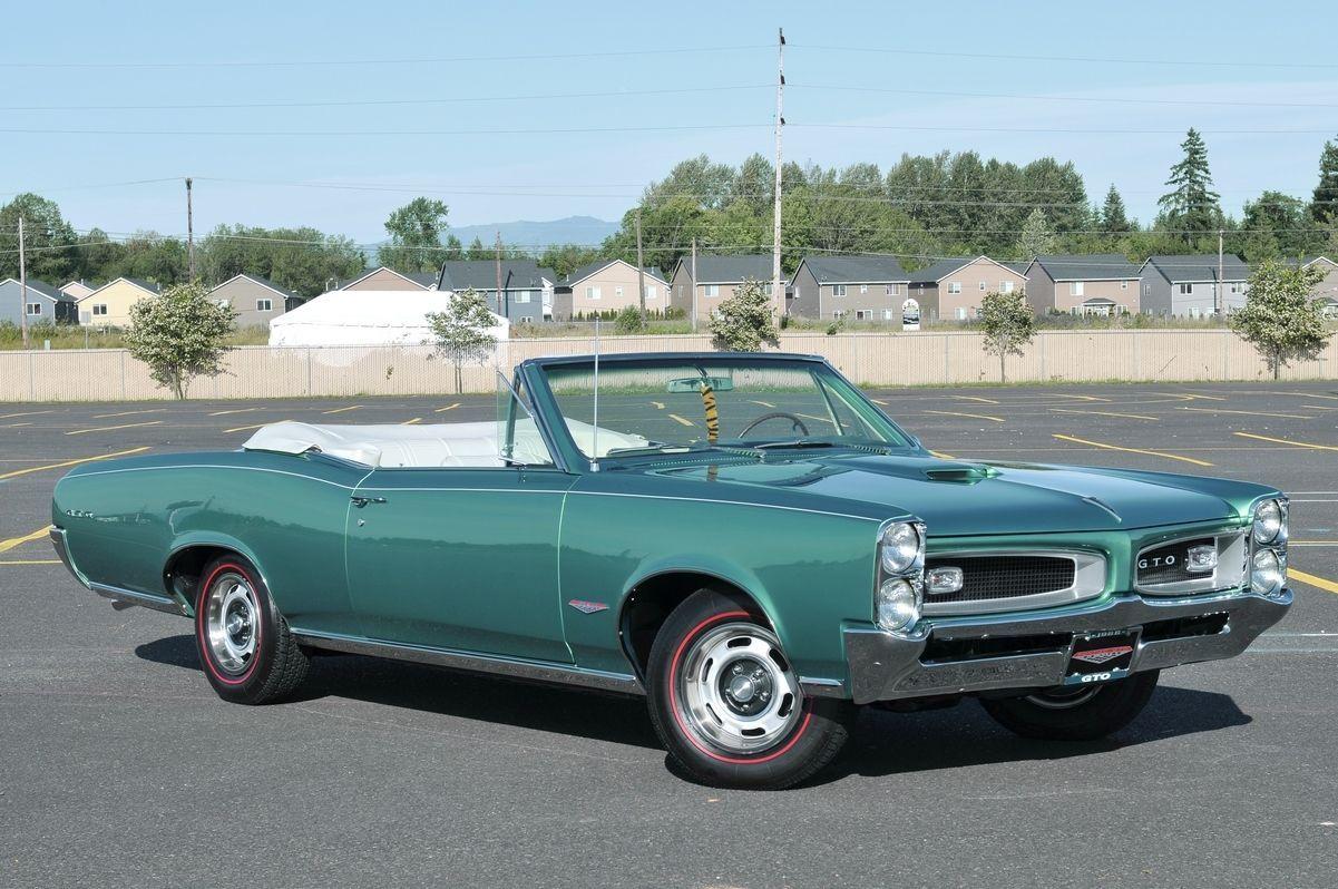 1966 Pontiac Gto Pontiac Gto Gto