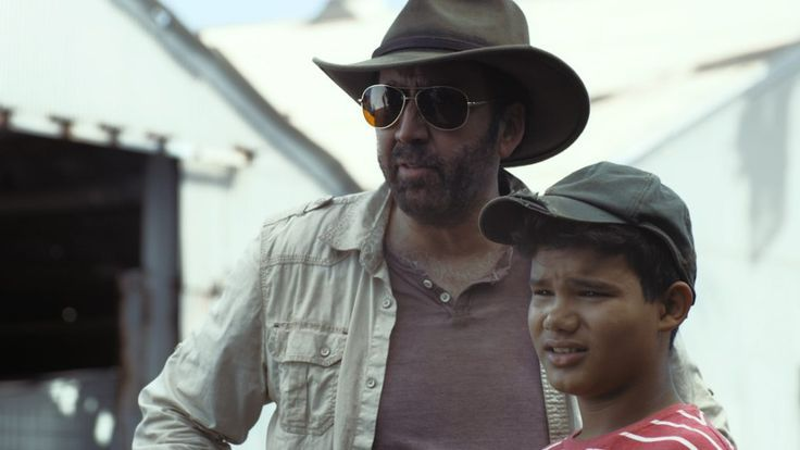 Primal director Nick Powells Top Five Nicolas Cage Films