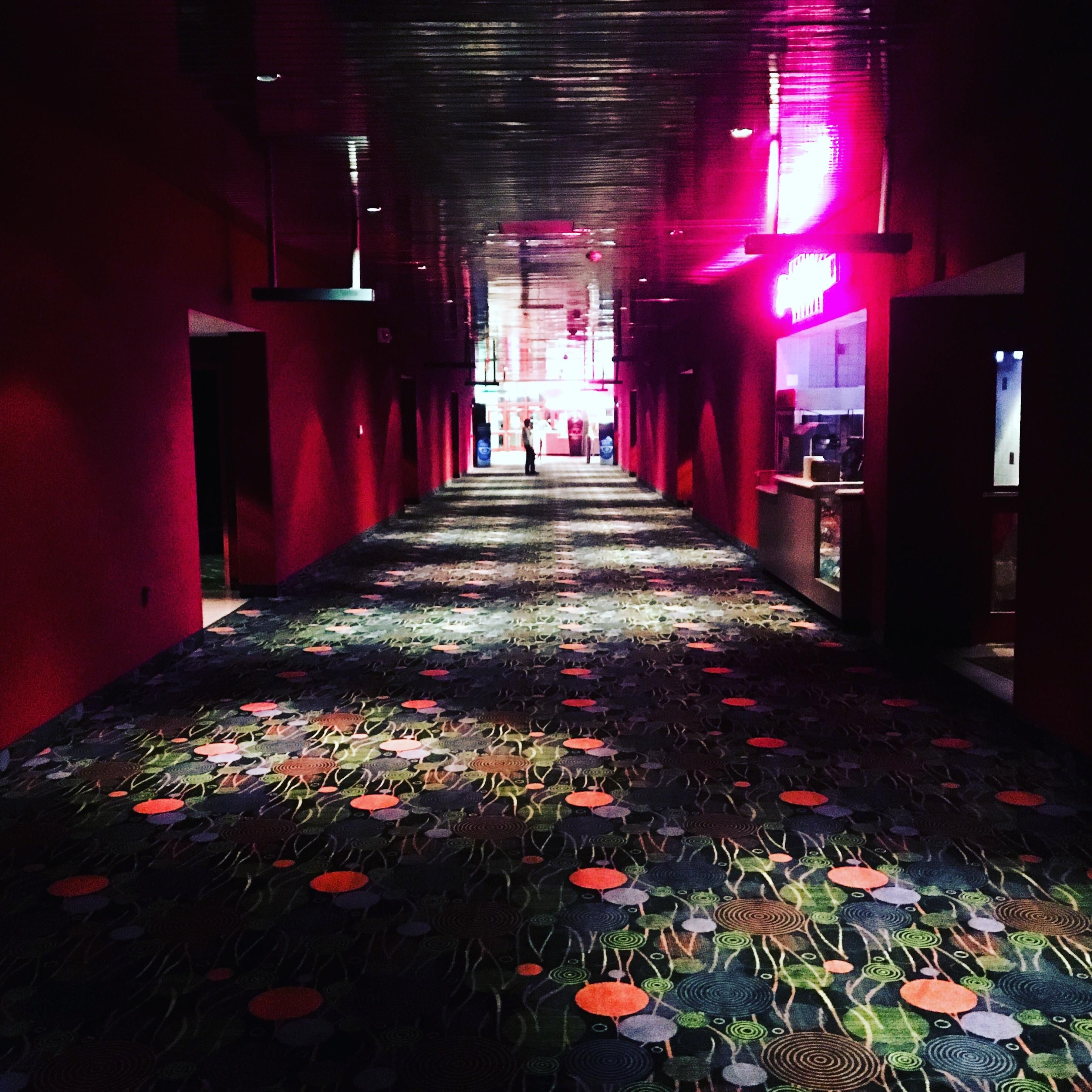 The Hallway #vaporwave #glitch #aesthetic #hypnagogic