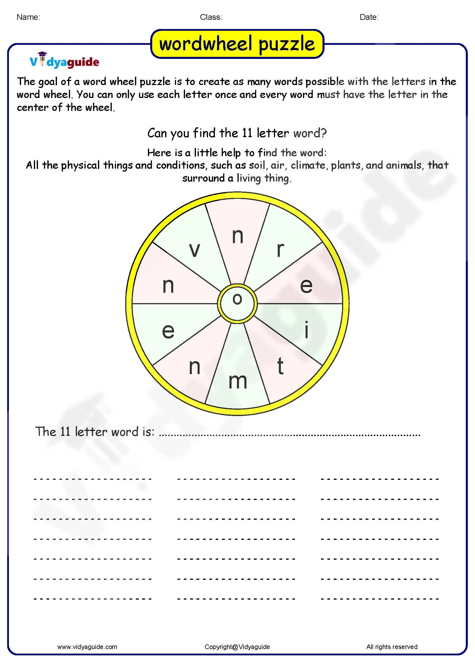 Word Wheel 01