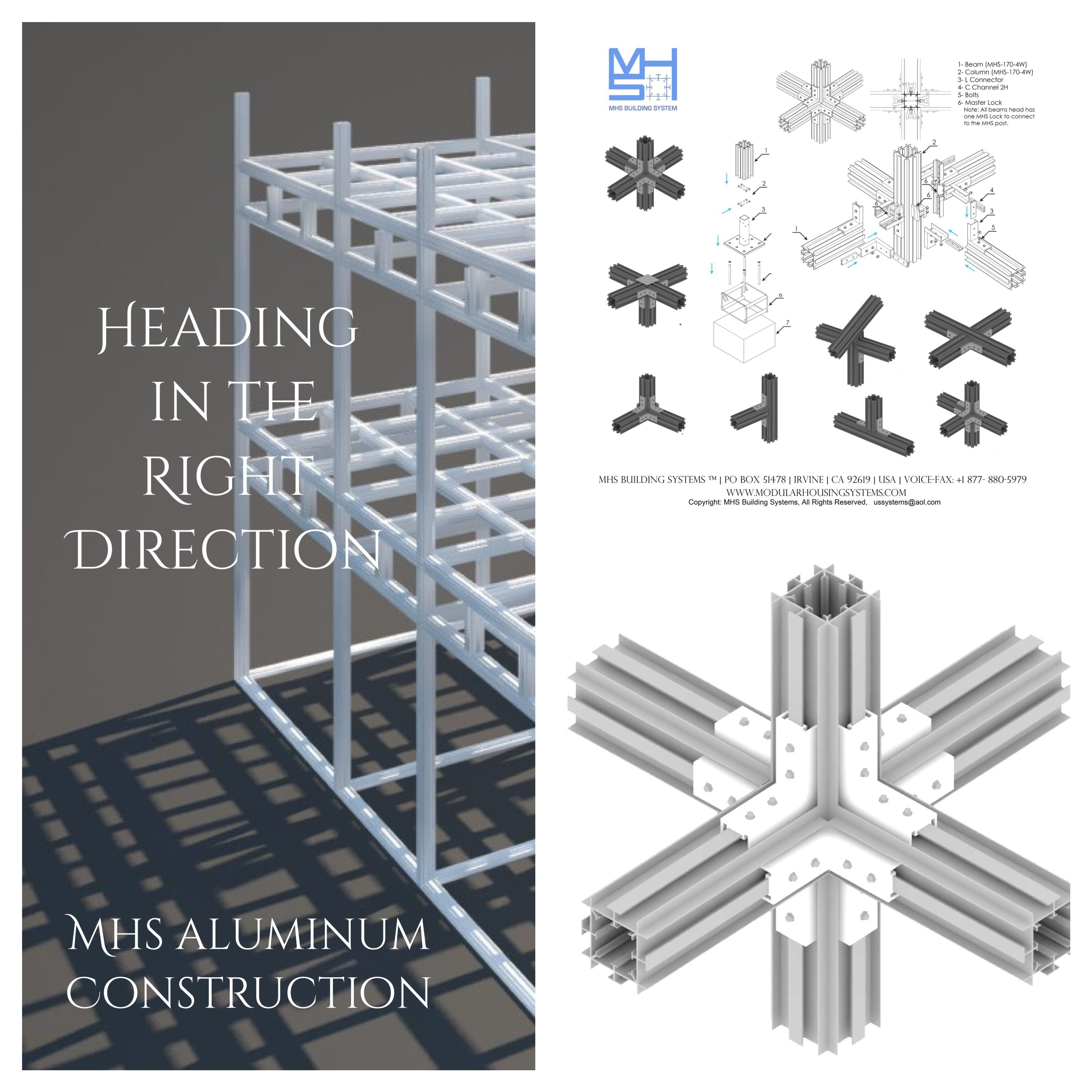 Heading In The Right Directionmhs Aluminum Sustainable
