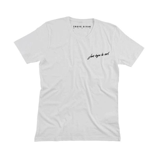 TRYNA BE COOL TEE | // want  | Pinterest | Cotton, Shirt designs ...