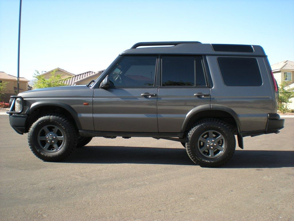 Land rover discovery 2 inch lift 122