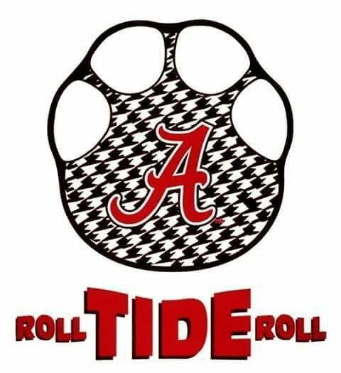 Roll Tide Alabama Crimson Tide Tide Logo Crimson Tide Football