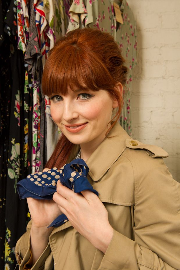 ALICE LEVINE DRESS AND ACCESSORIES Hair Inspo