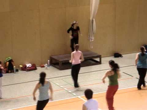Warm Up For Class Warmup Zumba Exercise