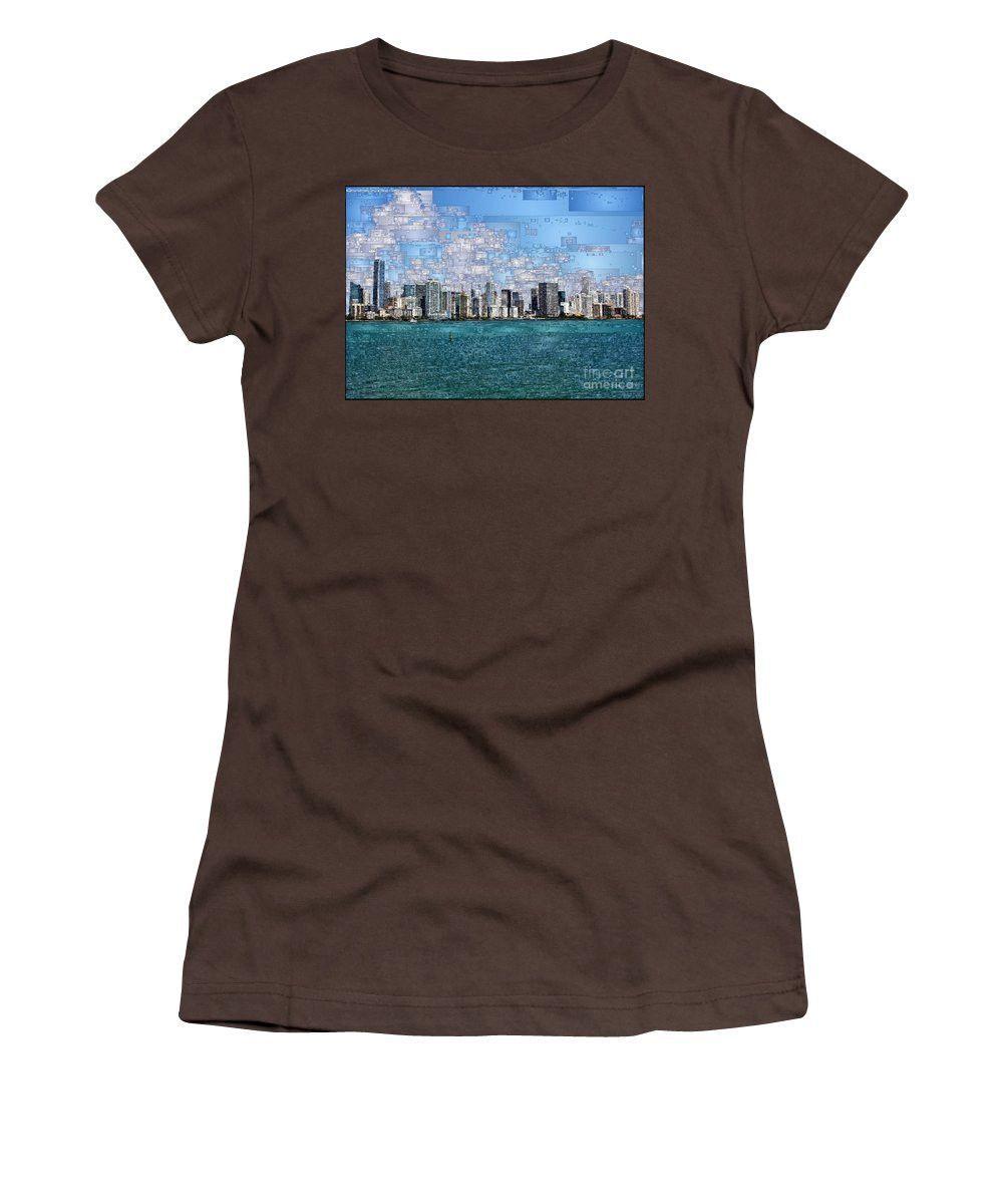 Women's T-Shirt (Junior Cut) - Miami, Florida