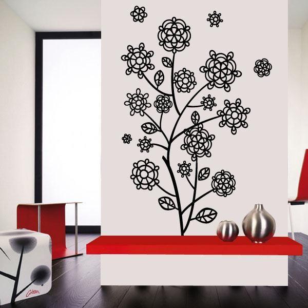 Decoracion paredes geometria 600 600 wall - Cosas de decoracion baratas ...