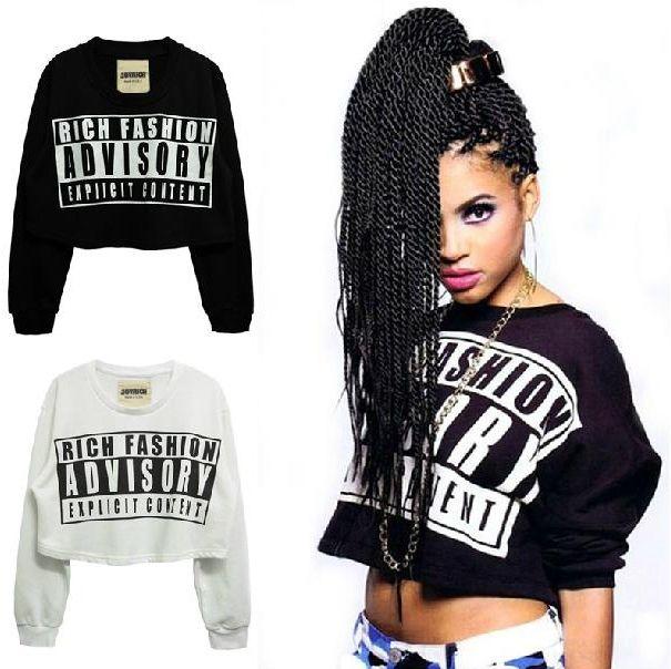 Female Hip Hop Fashion