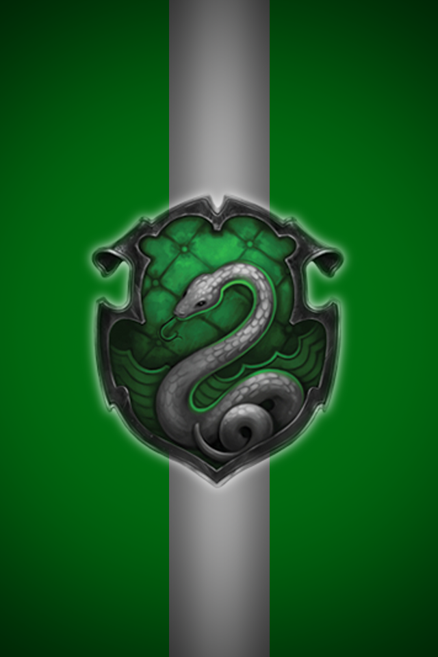 Slytherin iPhone wallpaper Harry potter iphone wallpaper