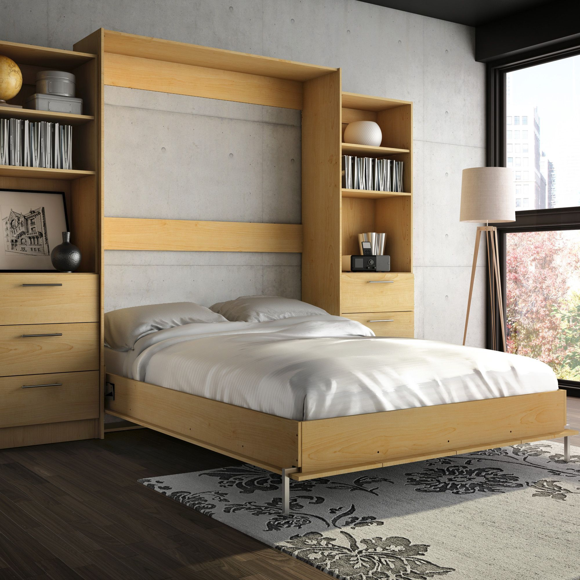 4 bedroom loft  FREE SHIPPING Shop Wayfair for Stellar Home Furniture Wall Bed