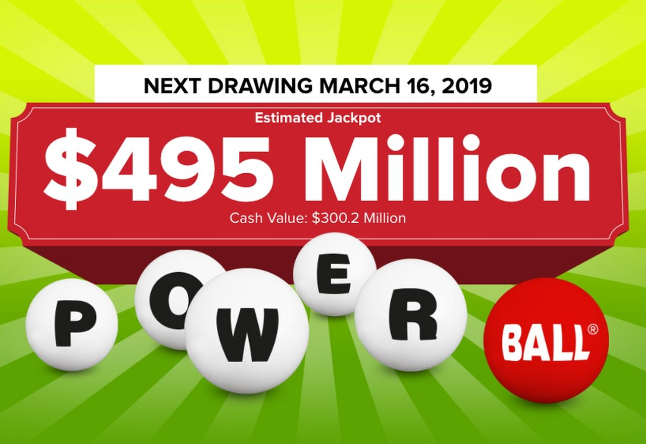 Powerball Lottery Did You Win Saturday S 495m Drawing Live Results Winning Numbers 3 16 2019 Nj Com In 2020 Winning Numbers Lotto Winning Numbers Powerball