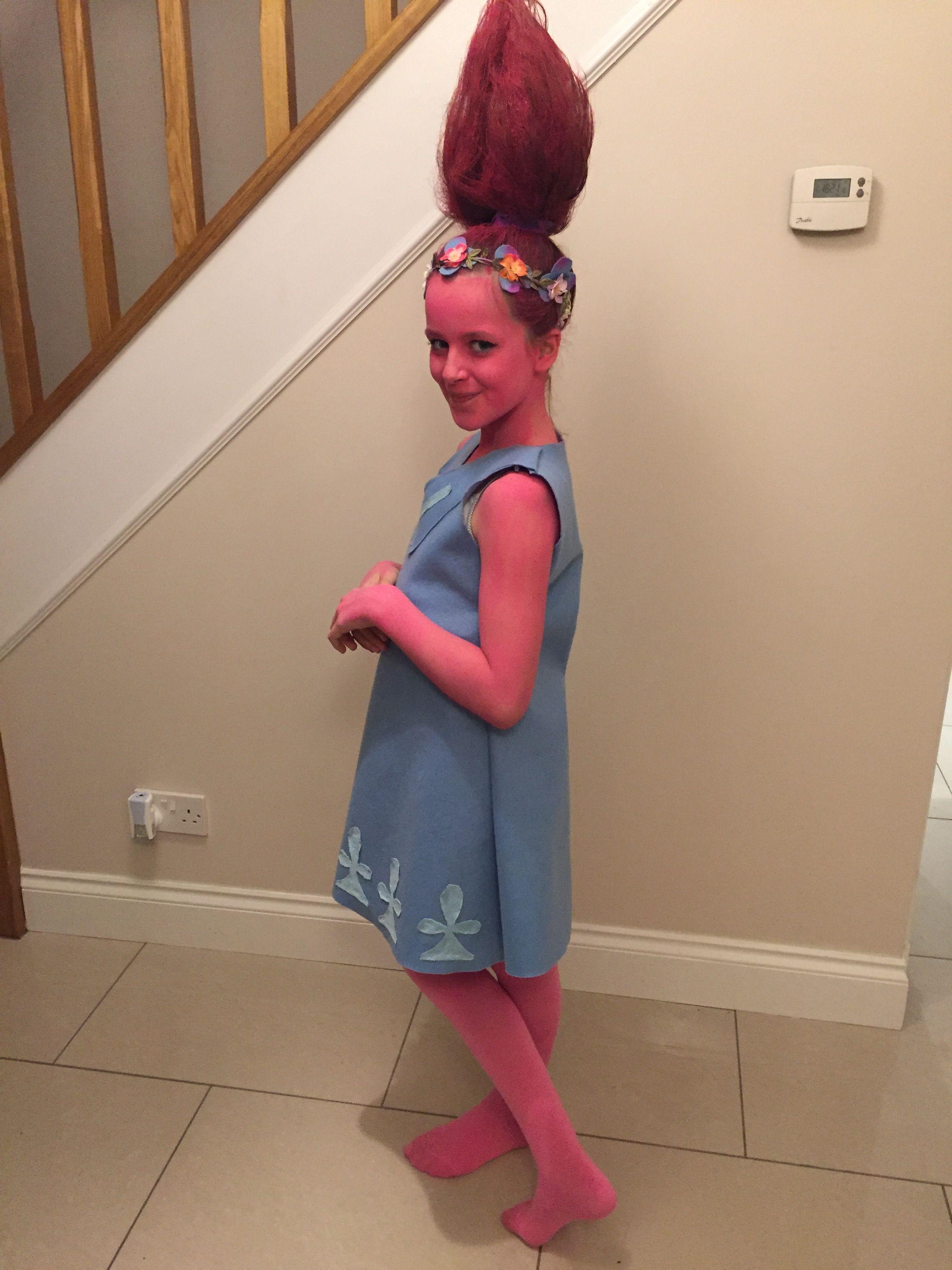 Princess poppy costume troll movie halloween costumes pinte princess poppy costume troll movie mehr solutioingenieria Choice Image