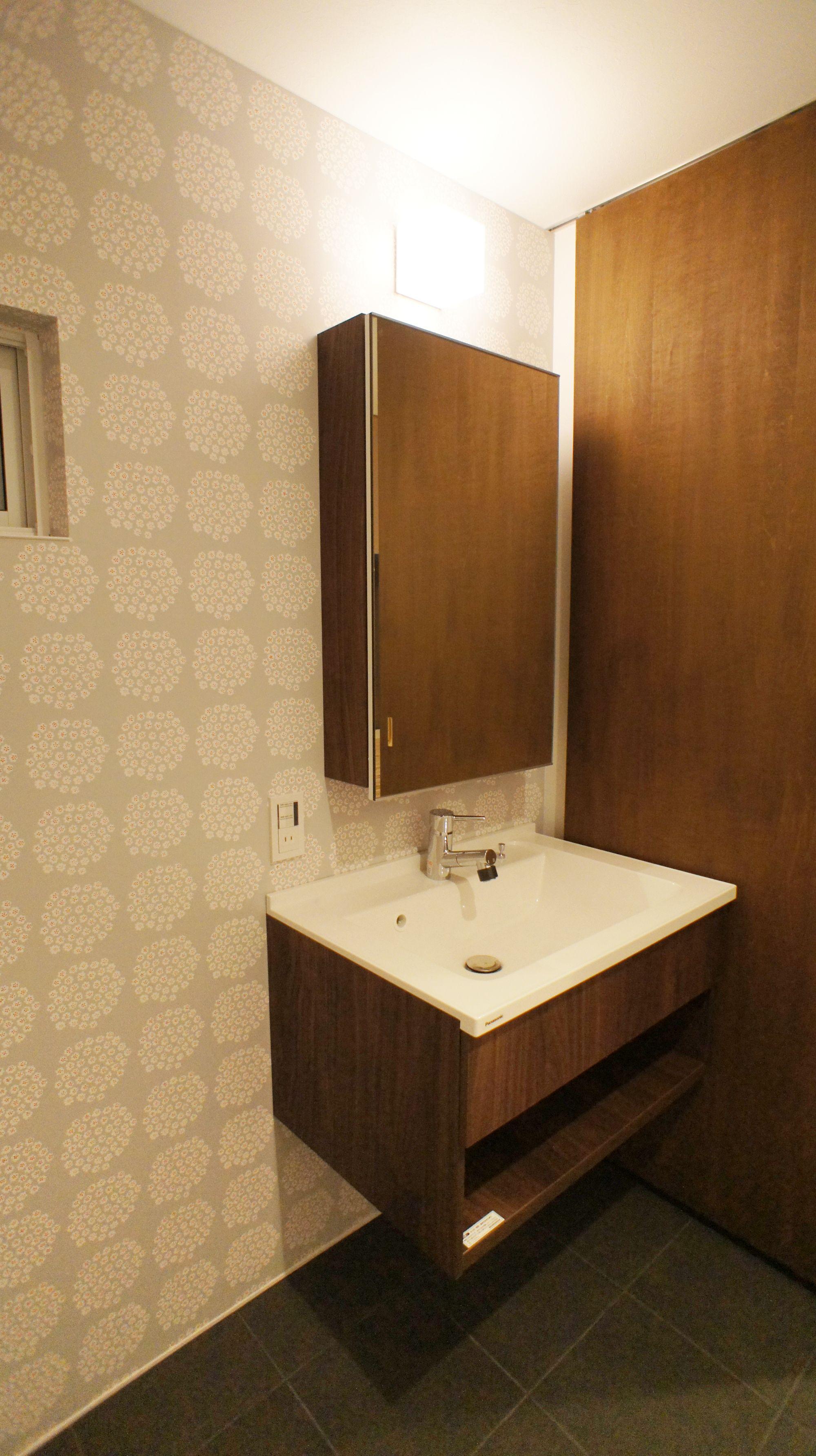 321house ミツイハウス の写真集 広島 注文住宅 工務店 新築 インテリア 洗面 白い家
