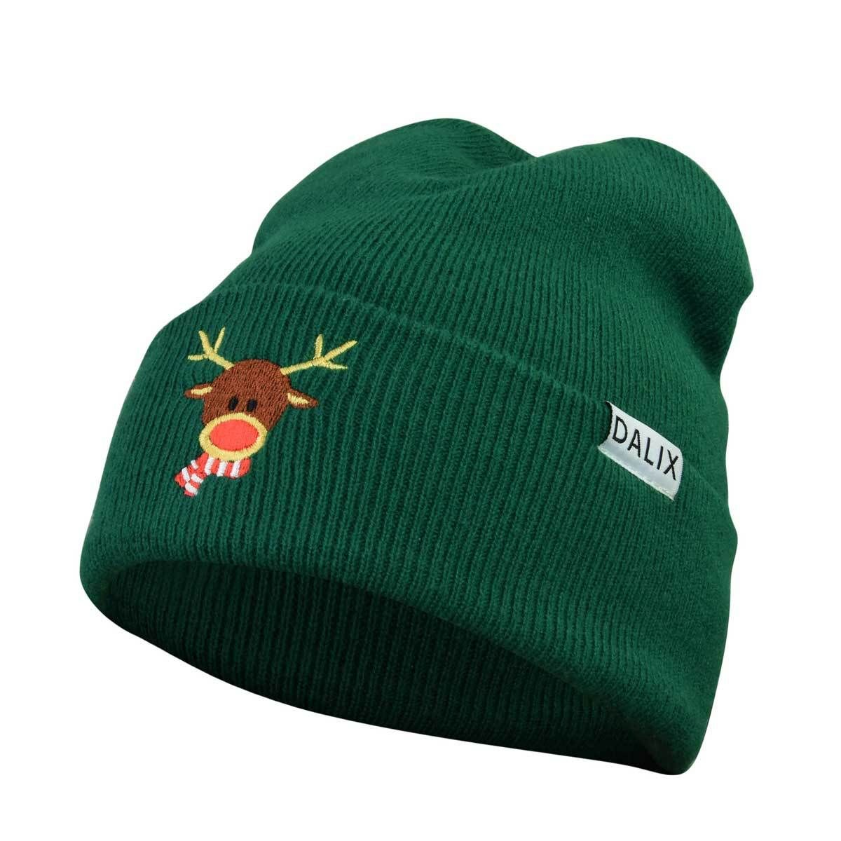 7072ebcd3 Rudolph Beanie Christmas Holiday Winter Stocking Hat in 2019 ...