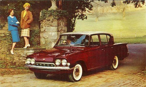 Ford Consul 315 Four Door U K Classic Cars British Sports