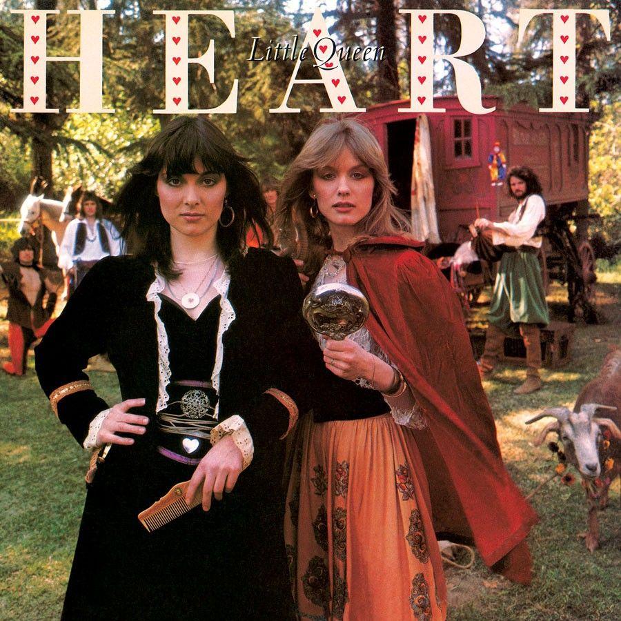 Heart Little Queen Queen Album Covers Queen Albums Album Covers