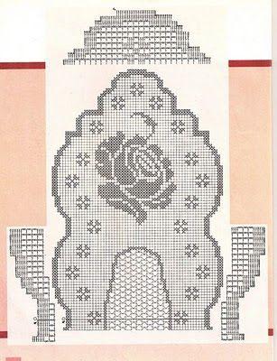 crochet Arts Lu: towels